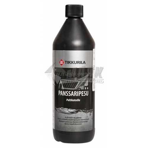 Очисний засіб для оцинкованих поверхонь Tikkurila Panssaripesu концентрат 1:4 для зовнішніх робіт 1 л