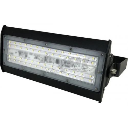 Прожектор світлодіодний секційний Luxel LX-50C 50Вт 6500°К чорний
