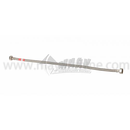 Шланг напірний для води Tucai TAQ Г-Г 15 мм 1,5 нержавіюча гофротруба