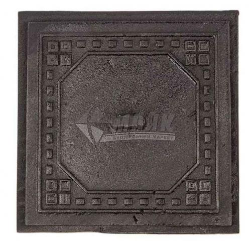 Дверцята прочисні чавунні Булат Мікс 170×170 мм 2,7 кг