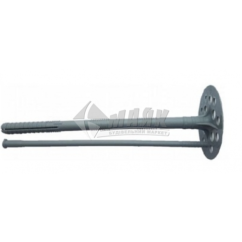 Дюбель для теплоізоляції пластиковий цвях 10×70 мм