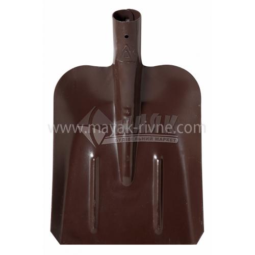 Лопата совкова АРМА 270×215 мм без ручки
