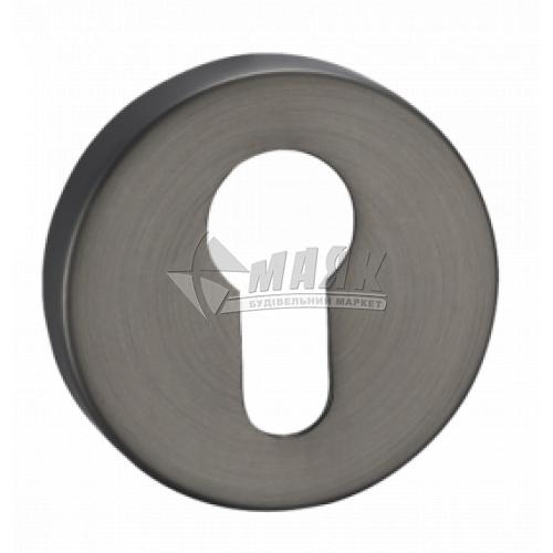 Накладка на циліндр кругла MVM E4 MA антрацит матовий