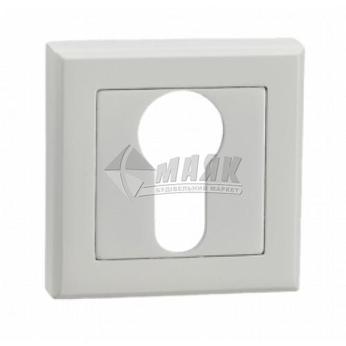 Накладка на циліндр квадратна MVM E8a White білий