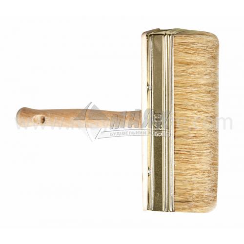 Макловиця малярна 50×180 мм штучний ворс дерев'яна ручка