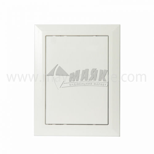 Дверцята ревізійні прямокутні ДОМОВЕНТ Л 150×200 мм
