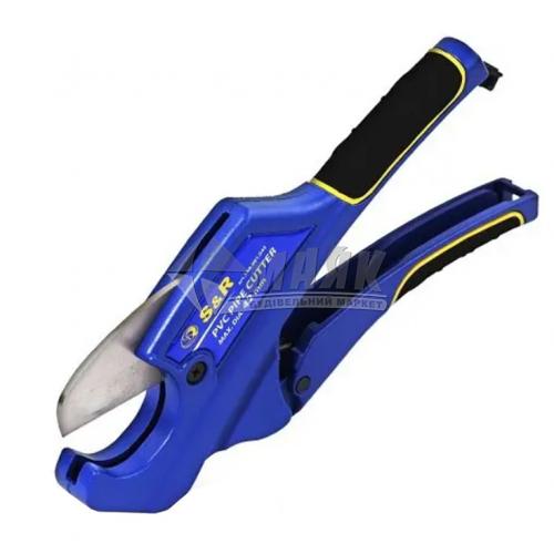 Труборіз для ПВХ труб S&R PVC Pipe Cutter 3-42 мм