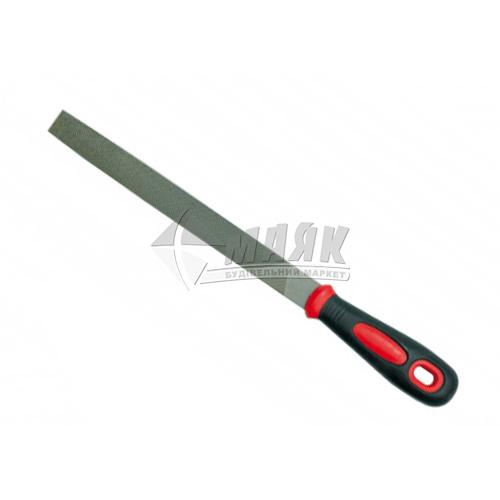 Напилок плоский VOREL 200 мм з ручкою
