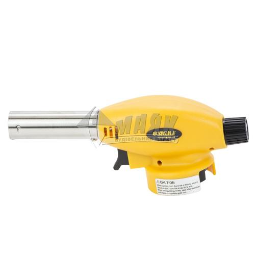 Пальник газовий SIGMA Стандарт з п'єзозапалом 22×166 мм