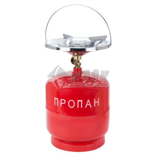 Комплект газовий SIGMA для кемпінгу 8 л