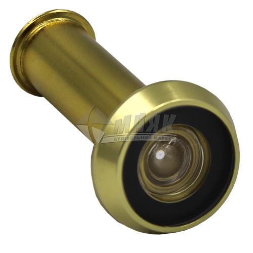 Вічко дверне MVM DV50-90/16 SB матова латунь
