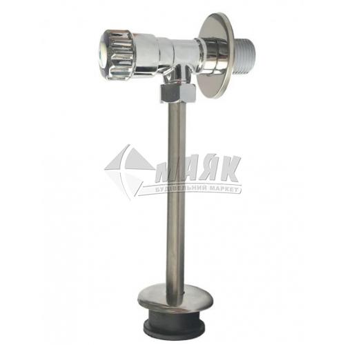 """Кран вентельний для пісуара Solomon RR-855 (NV-3020) 1/2×3/8""""×10 мм"""