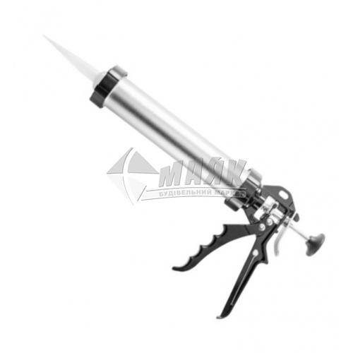 Пістолет для герметика напівзакритий HARDY 225 мм