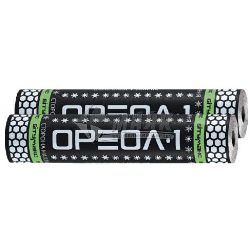 Євроруберойд Ореол-1 Бітумакс ХПП 2,0 підкладний склохолст 15 кв.м