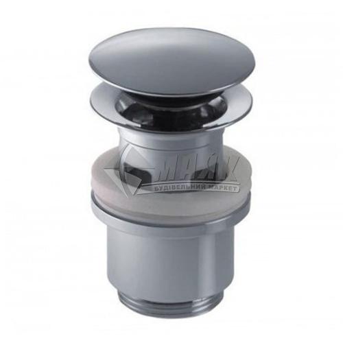 Донний клапан Armatura Клік-клак 65 мм металевий