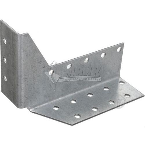 Кріплення балки розсувне 32×128×75×2 мм праве