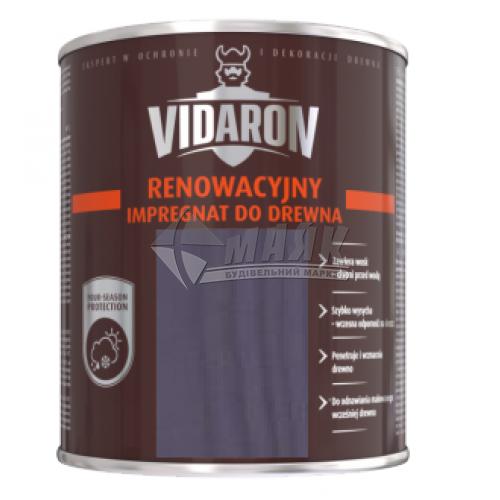 Захист для деревини Vidaron Renowacyjny R15 акриловий 700 мл фіолетовий