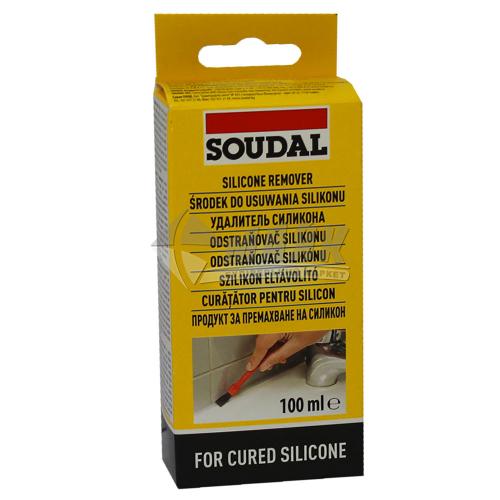 Очисник силикону Soudal Silicone REMOVER 100 мл