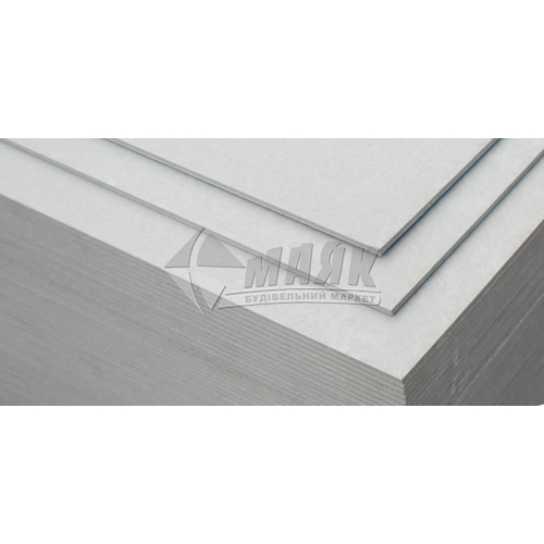 Плита фіброцементна Siniat Cementex Kalsi 8×1200×2400 мм