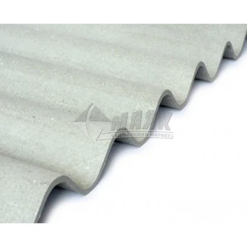 Шифер хвильовий 1130×1750 мм сірий