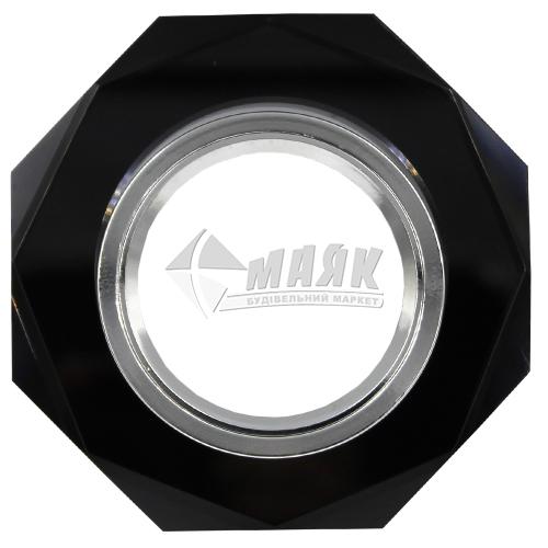 Світильник точковий вбудований Feron 8020-2 (CD3003) МR16 GU5.3/G5.3 сірий-срібло